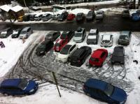 parking à 12 places