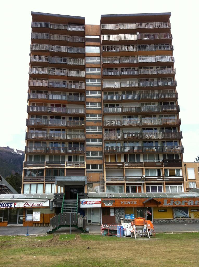 Sumène façade SUD