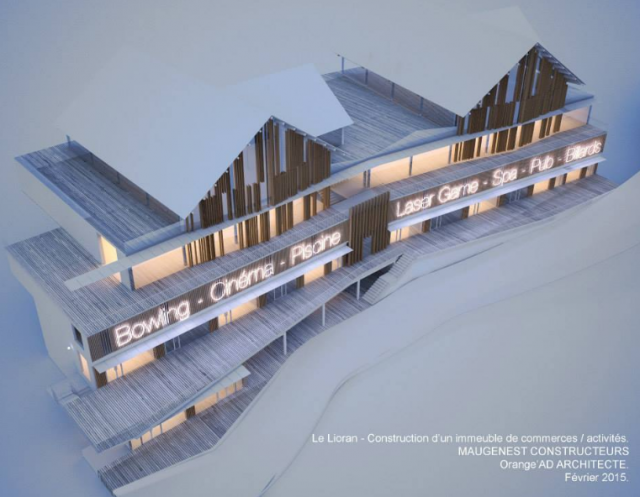 Plans complexe Maugenest