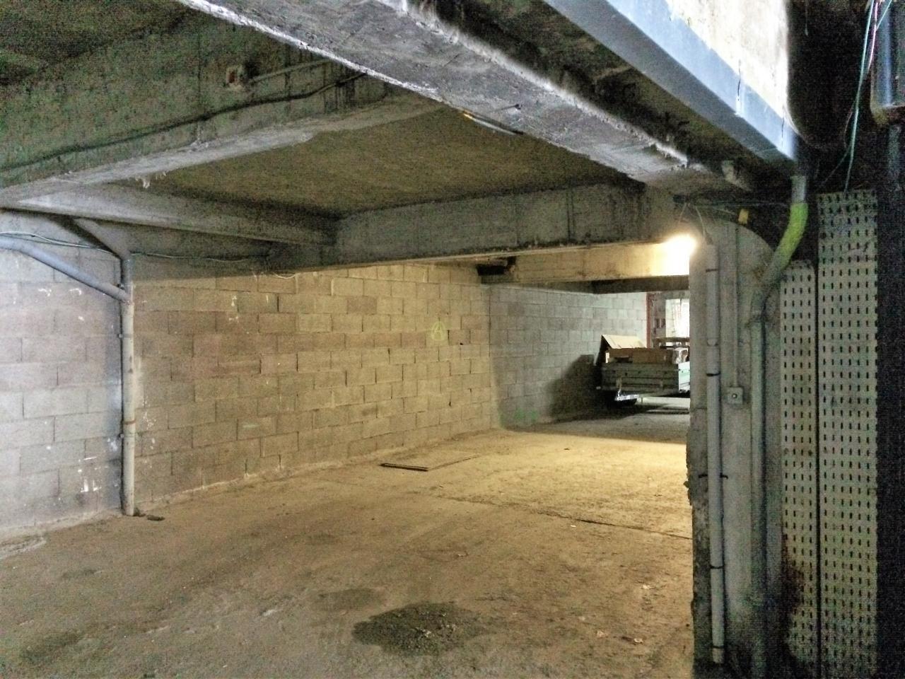 accès sous sol sumène (2)