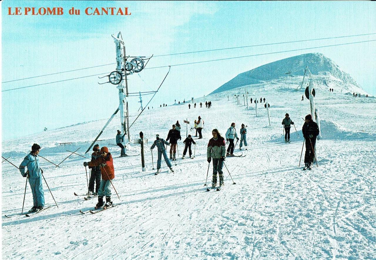 Le Plomb du Cantal