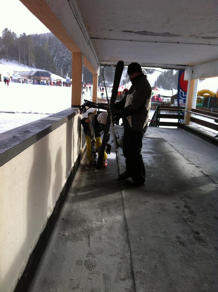 balayettes très appréciées des skieurs