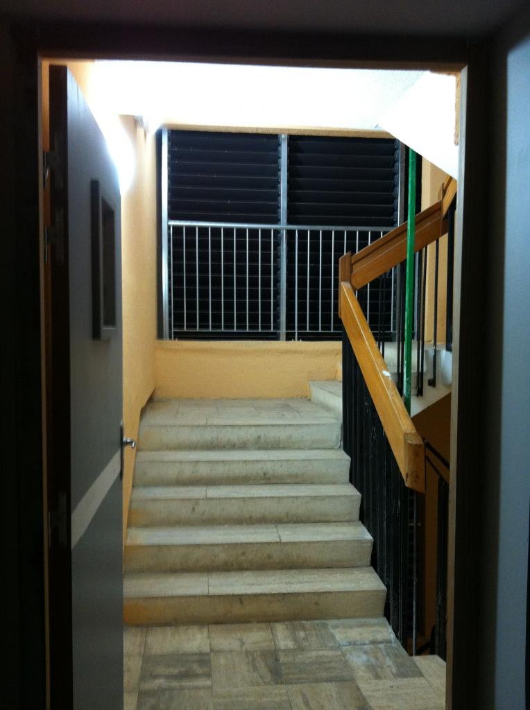 e escalier de nuit