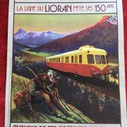 train du LIORAN 150 ans