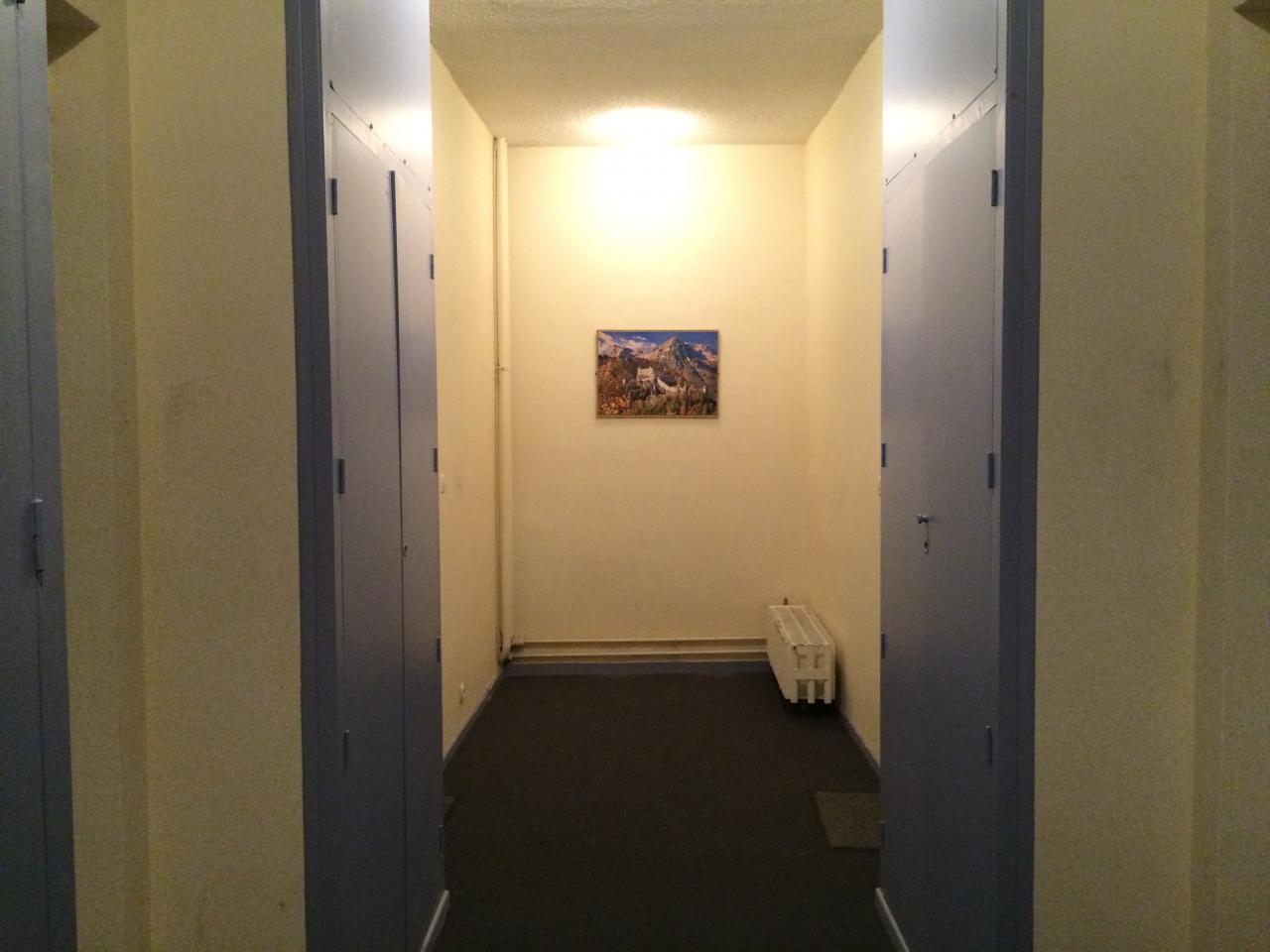 couloir R Haut côté pair