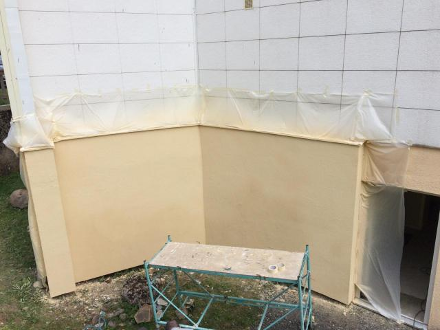 isolation  : prodtection de la façade