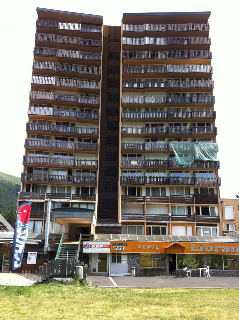 façade le 3 juillet