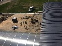étanchéité toiture commerce EST