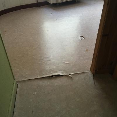 Img 8989 sol chambre à rénover