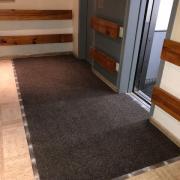 tapis ascenseurs rez de chaussée haut
