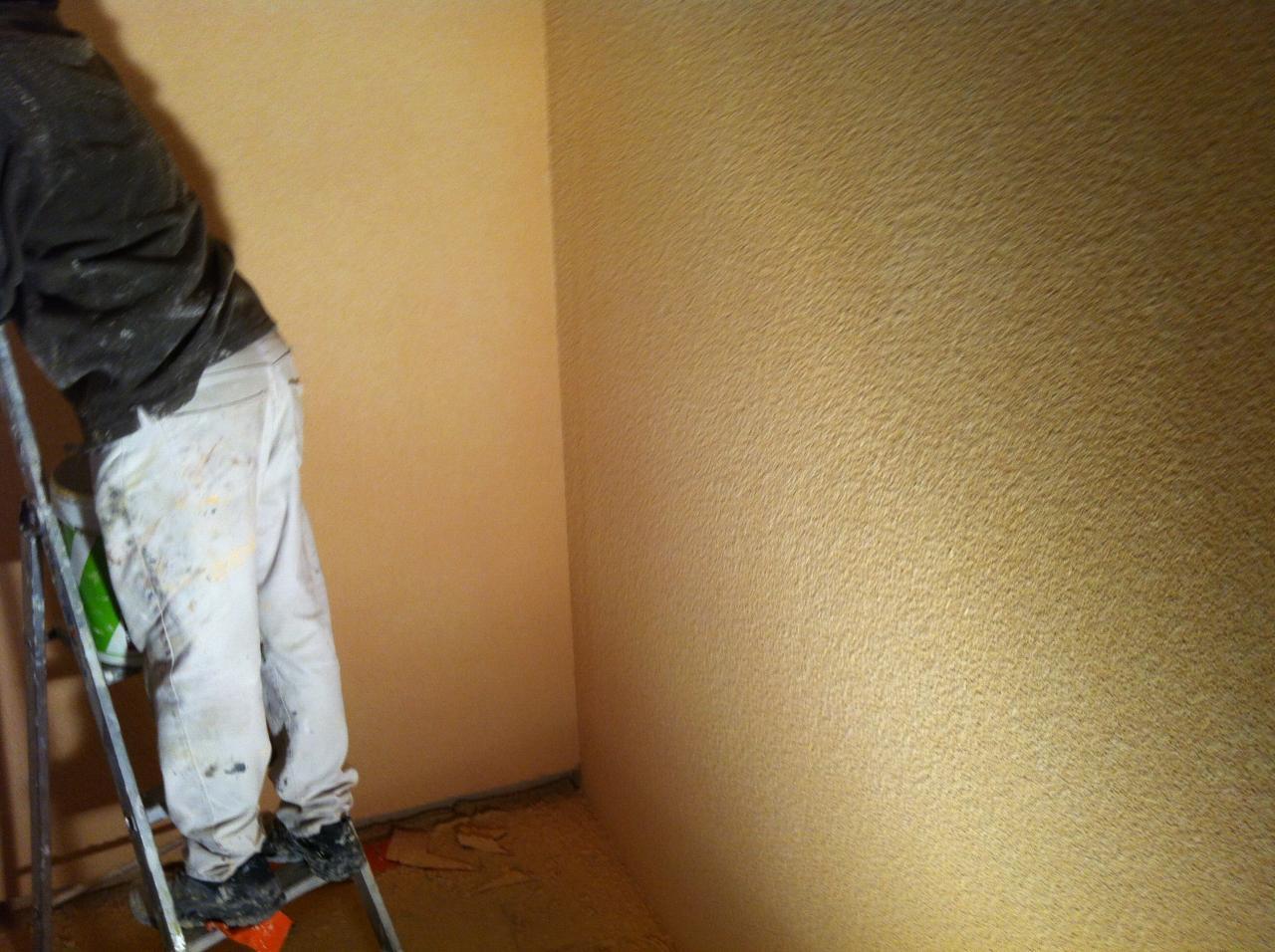1 finition crépi escalier