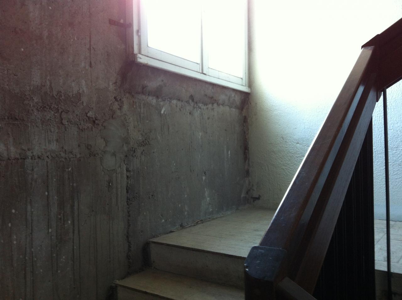 12 escalier nord à restaurer