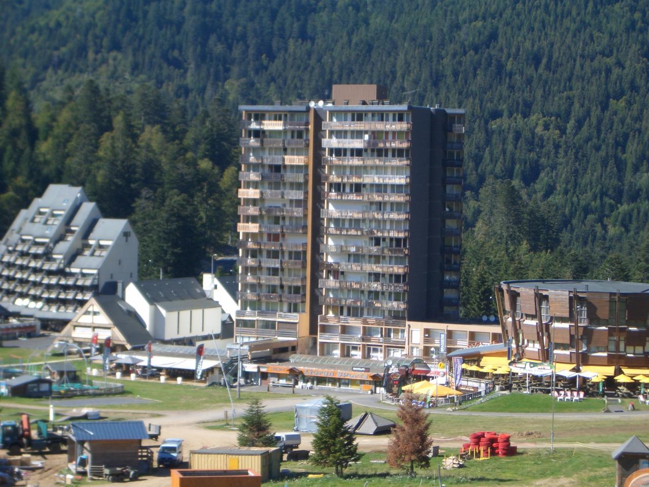 g la tour vue du P1