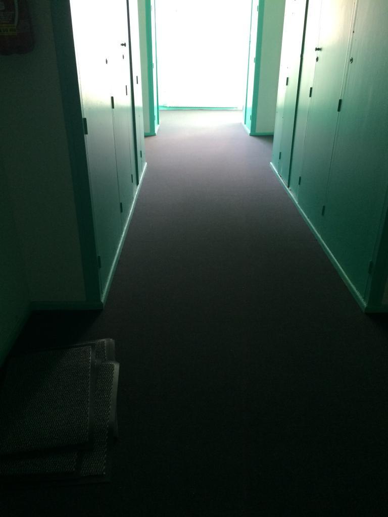 couloir du 54ème terminé