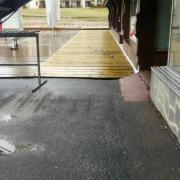 terrasse ré installée travaux terminés