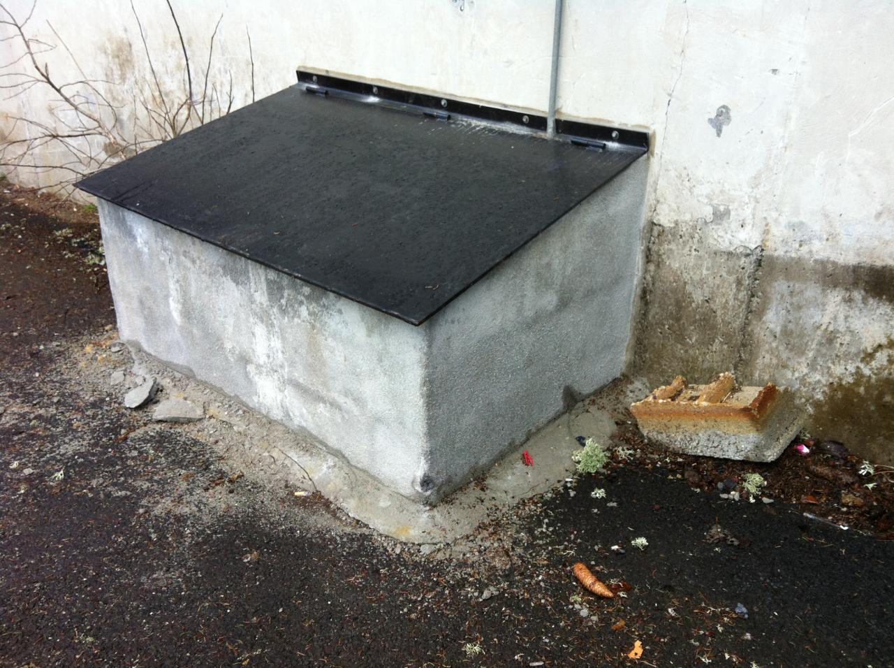la protection des vannes de la chaufferie