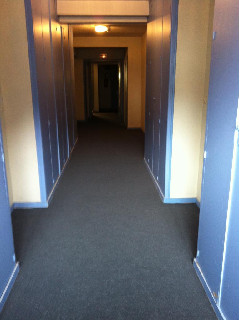 2ème étage couloir impair