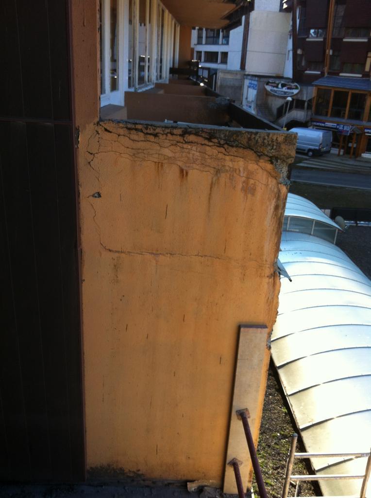 balcon 2ème étage