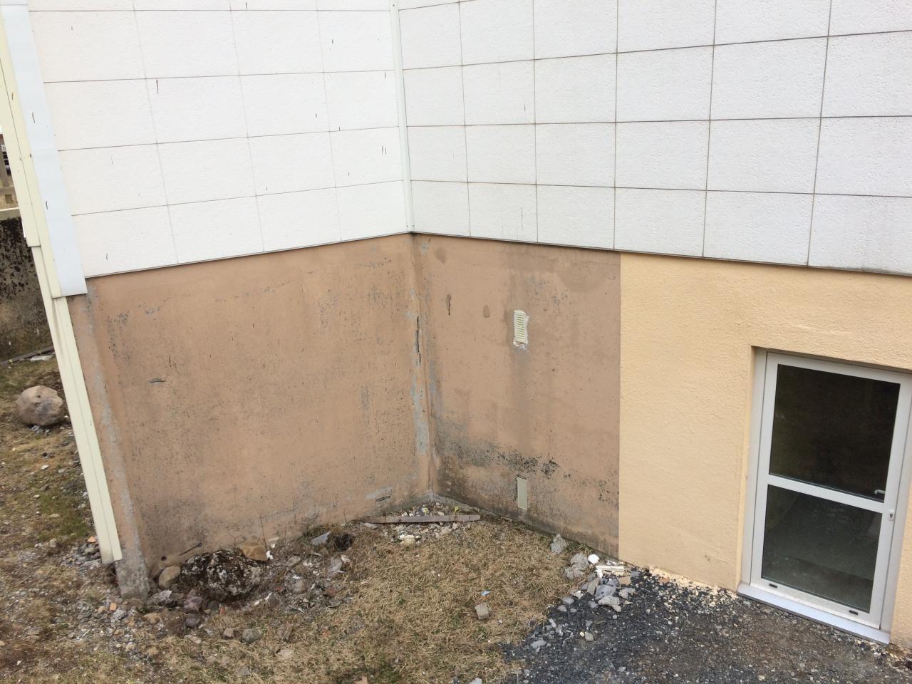 isolation pour sous sol colonne 18